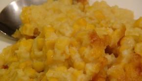 Feature Corn Pudding