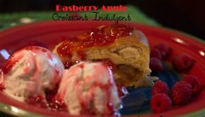 Raspberry Apple Croissant Indulgent