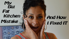 Kitchen MisHap and How I Fixed It by Utokia Langley