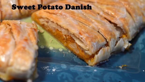 Sweet Potato Danish by ShesGotFlavor