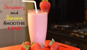 Strawberry & Banana Smoothie Love by ShesGotFlavor