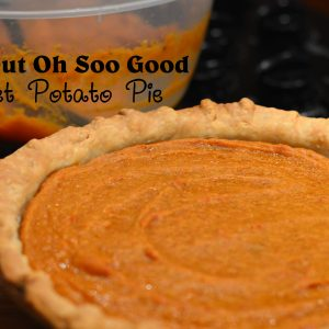 Easy But Oh Soo Good Sweet Potato Pie | ShesGotFlavor