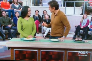 Utokia Langley and Dr. Oz Greek Yogurt Recipes