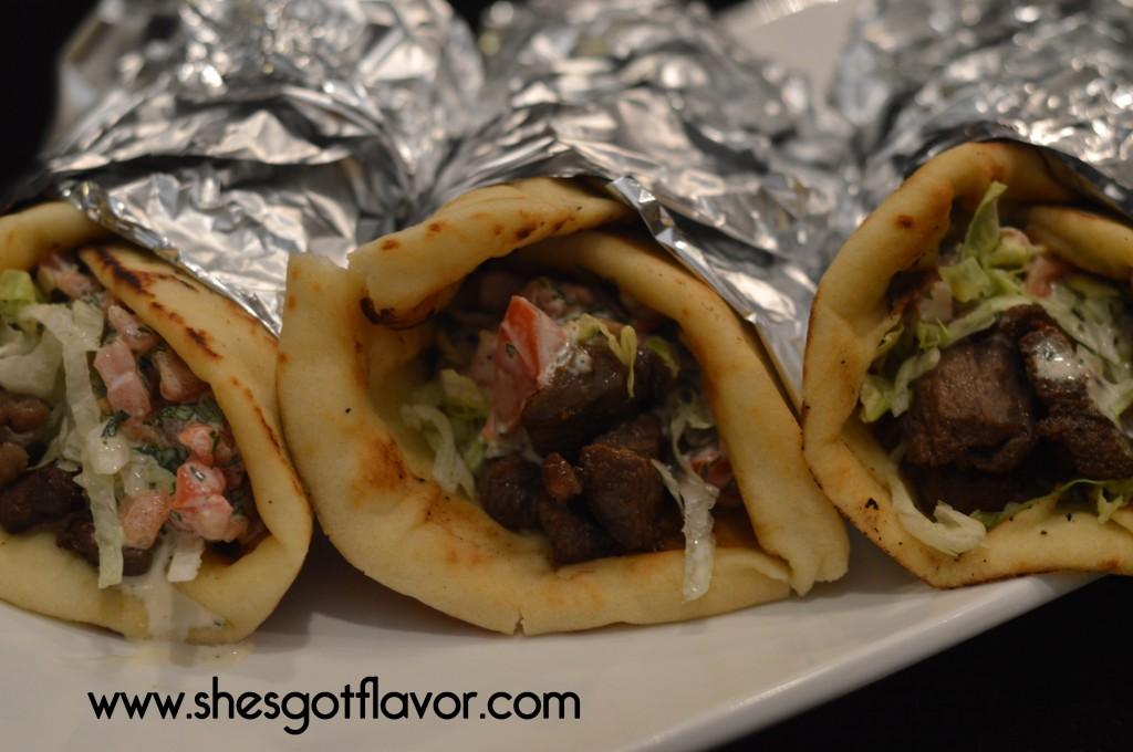 Juicy Steak Gyro | ShesGotFlavor