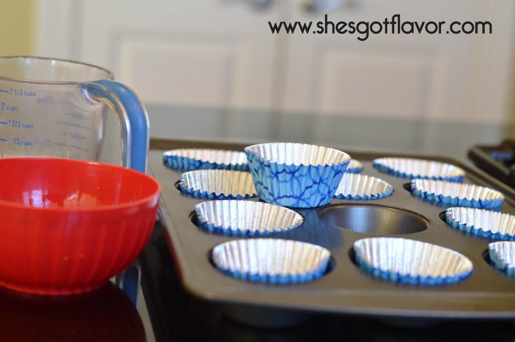 Moist Apple Cinnamon Strussel Muffins | ShesGotFlavor.com