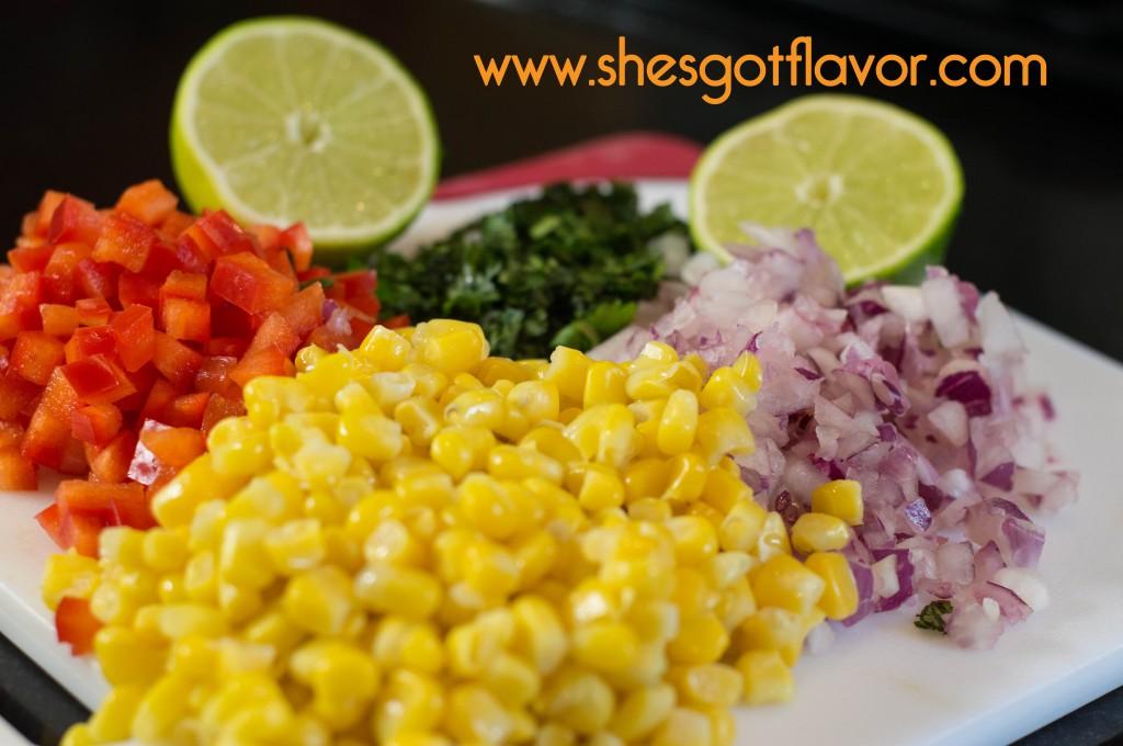 Southwestern Crab Balls with Sriracha Sauce | ShesGotFlavor