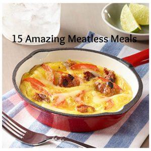 15 Amazing Meatless Meals | ShesGotFlavor