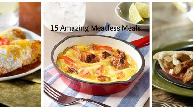 15 Amazing Meatless Meals   ShesGotFlavor