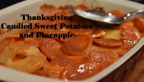 Thanksgiving Candied Sweet Potatoes and Pineapple | ShesGotFlavor