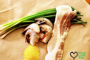 Polenta and Shrimp | Love Food Tog