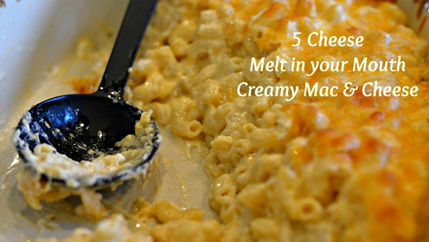 5 Cheese Mac and Cheese   ShesGotFlavor
