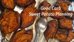 Good Carb Baked Sweet Potato Planning | ShesGotFlavor
