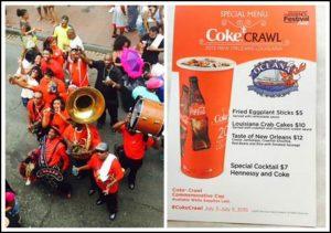 Coke Crawl Essence Festival 2015 | ShesGotFlavor