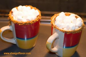S'MORES HOT CHOCOLATE | ShesGotFlavor