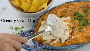 Creamy Crab Dip | ShesGotFlavor