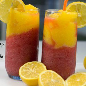 Strawberry Mango Slushie   ShesGotflavor