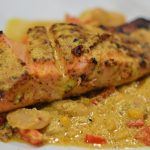 Curry Salmon